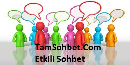 Etkili Sohbet Ve Chat Odaları