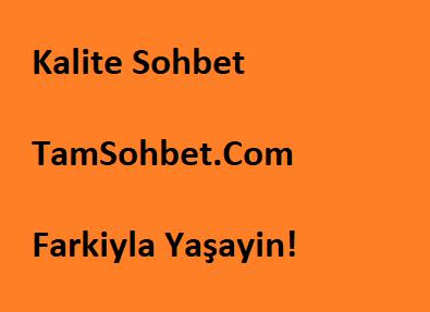 Kalite Sohbet